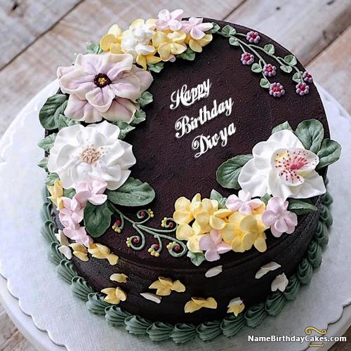 Unique Birthday Cakes For Her