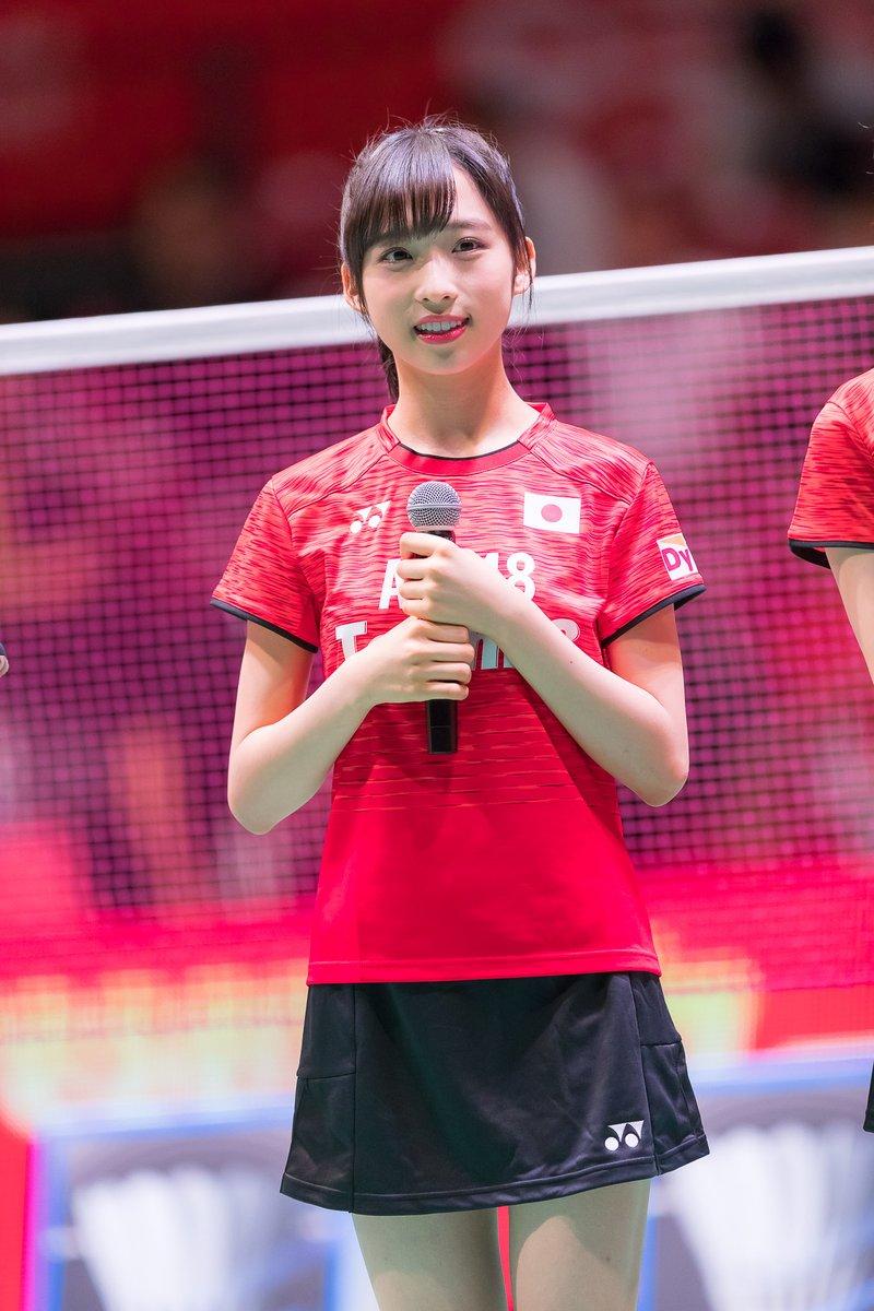 Jap amoi badminton payer GLY