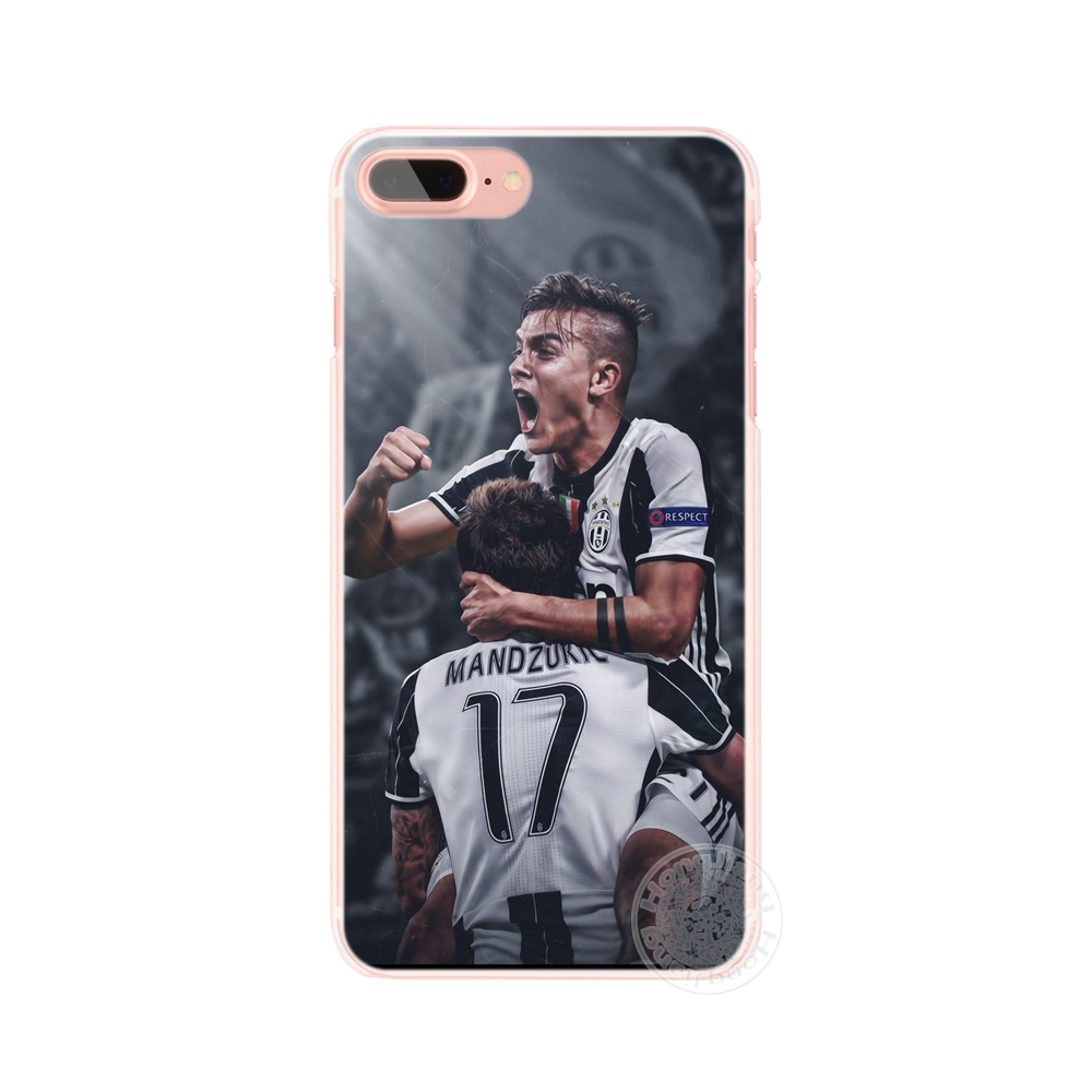 ed5862db6 ... case cover for iphone 10 x 8 plus 7 6 5 4 apple paulo dybala football