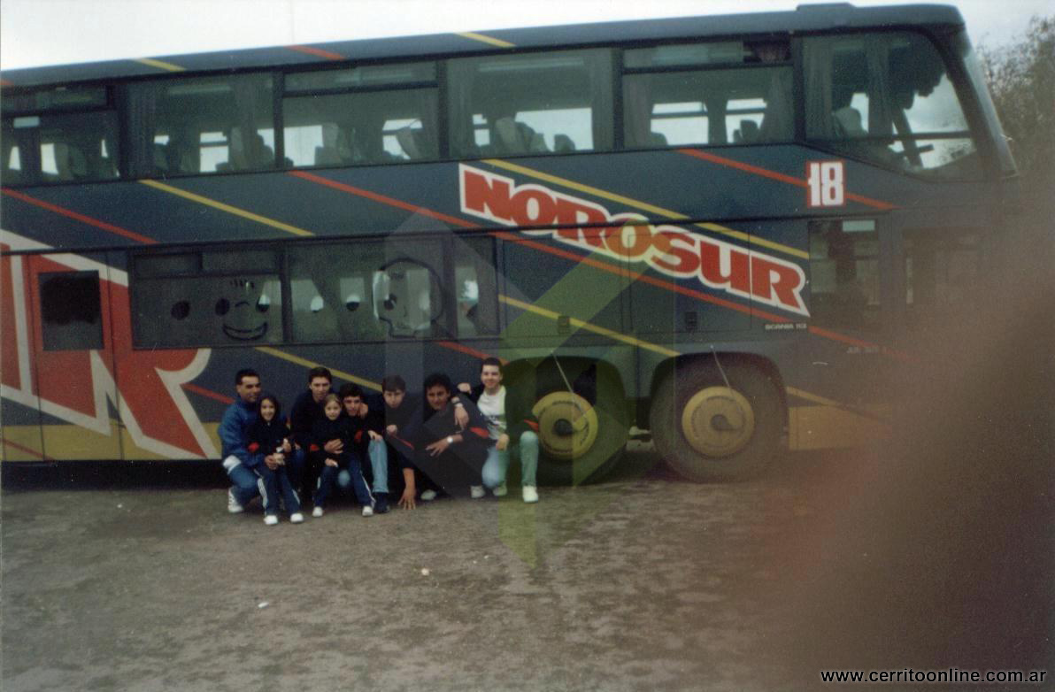 bariloche 96