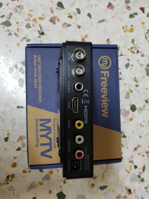 Digital TV Station Malaysia