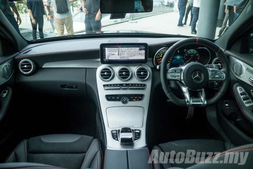 W205 C43 AMG Mersilee Benz