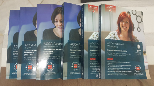 WTS] ACCA BPP StudyText& RevisionKit -SBL,APM,AAA