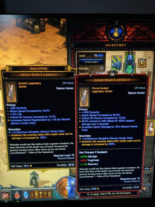 Diablo III: Reaper of Souls v2