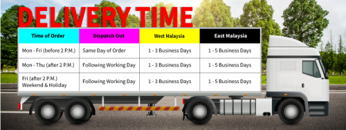 Delivery Infographic