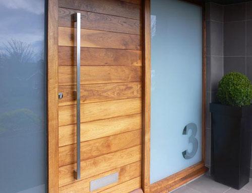 Price on normal indoor plywood door