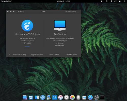 desktop shot
