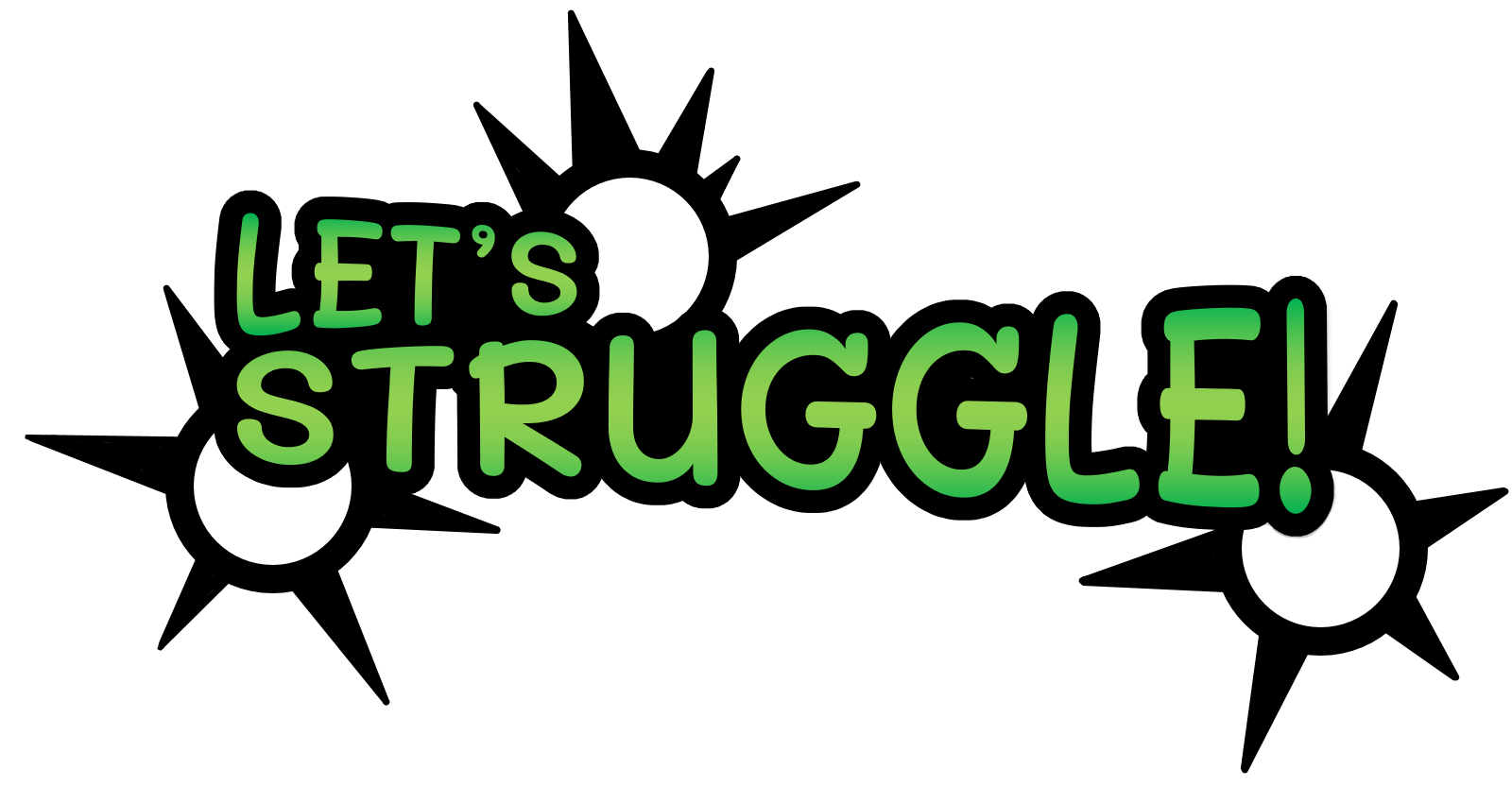 Let's Struggle workshop logo