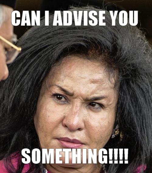 CAN I ADVISE YOU SOMETHING