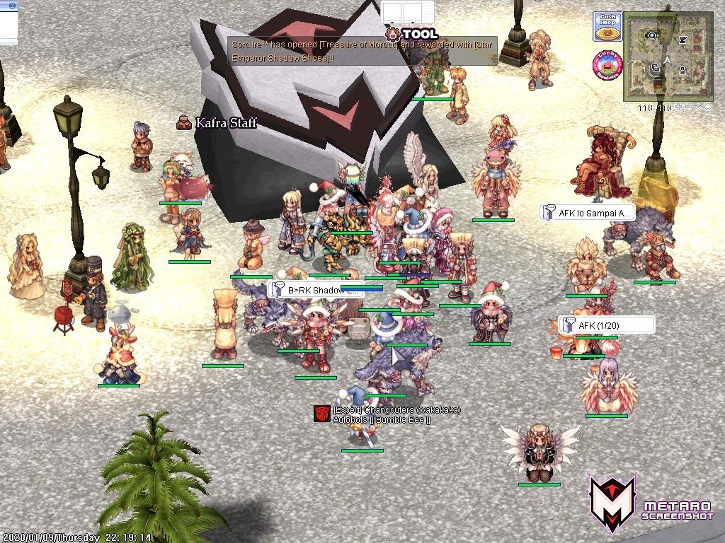 MetaRO [Renewal]185/65 First War of Emperium (WOE)